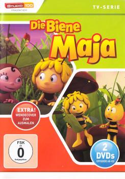 Die Biene Maja: Teil 7-8 - Episoden 40-52 [2 DVDs]