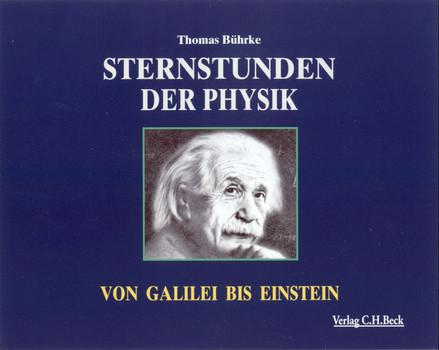 Sternstunden der Physik. 4 CDs
