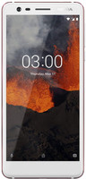 Nokia3.1 Doble SIM 16GB blanco hierro