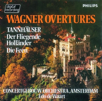 De Waart/Cgb - Wagner:Overtures [US-Import]