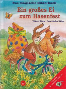 Ein großes Ei zum Hasenfest - Volker Röhrig & Hans-Günther Döring [Spiralbindung]