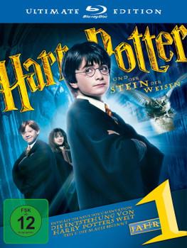 Harry Potter 1 Der Stein Der Weisen Ultimate Edition 2 Sammelkarten Buch 3 Discs