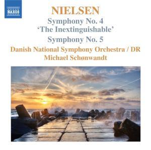 Michael Schonwandt - Sinfonien 4+5
