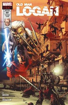 Old Man Logan. Bd. 7 (2. Serie) - Deodato Jr.,Mike  [Taschenbuch]