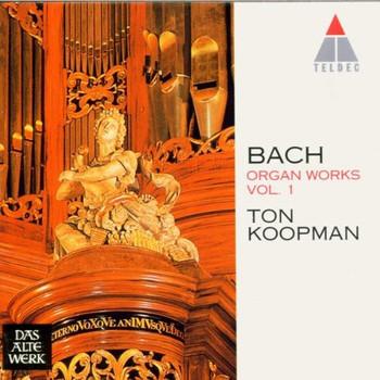 Koopman - Orgelwerke Vol. 1