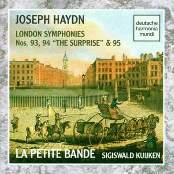 Sigiswald Kuijken - Sinfonien 93, 94, 95
