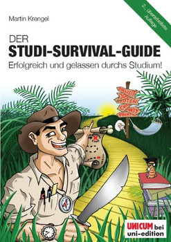 Der Studi-Survival-Guide - Martin Krengel