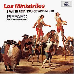 Pifarro - Los Ministriles-Span.Bläs.Mus.