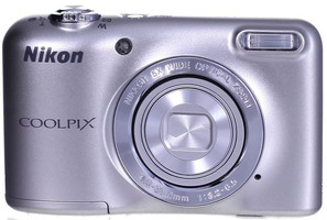 Nikon COOLPIX L29 zilver