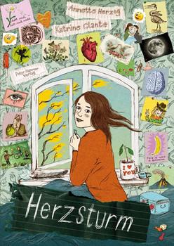 Herzsturm - Sturmherz - Annette Herzog  [Taschenbuch]