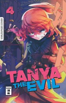 Tanya the Evil 04 - Carlo Zen  [Taschenbuch]