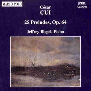 Jeffrey Biegel - 25 Preludes Op.64
