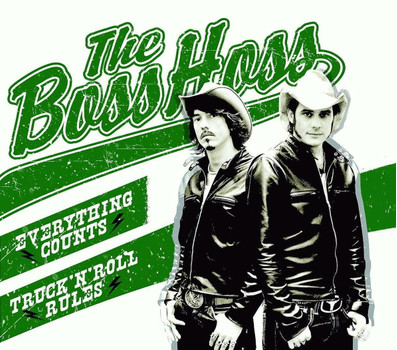 the Bosshoss - Everything Counts/Truck'N'Roll Rules