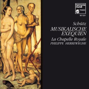 Herreweghe - Schuetz Exequien Herreweghe