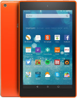 "Amazon Fire HD 8 8"" 16GB [wifi, model 2015] oranje"