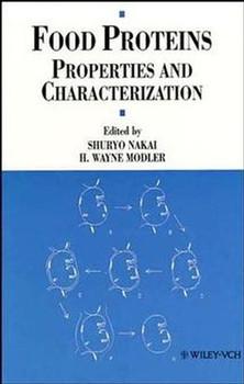 Food Proteins. Properties and Characterization [Gebundene Ausgabe]