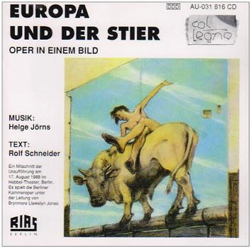 Helge Jorns - Europe Und Der Stier