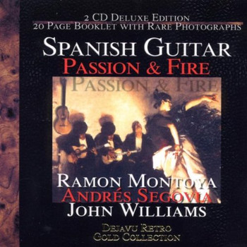 Various - Spanish Guitar,Passion & Fire