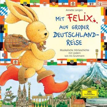 Iris Gruttmann - Mit Felix auf Großer Deutschlandreise