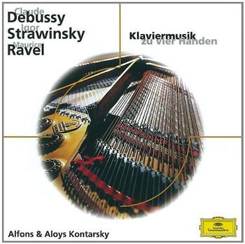 Alfons und Aloys Kontarsky - Eloquence - Klaviermusik zu vier Händen
