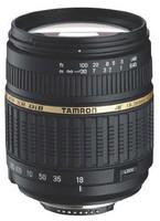 Tamron AF 18-200 mm F3.5-6.3 ASL Di IF LD XR II Macro 62 mm Objetivo (Montura Sony A-mount) negro