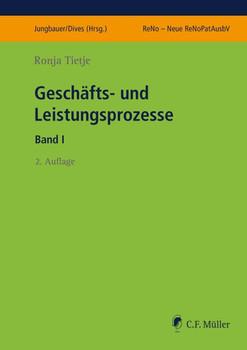 Geschäfts- und Leistungsprozesse I - Ronja Tietje  [Taschenbuch]