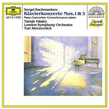 Tamas Vasary - Klavierkonzerte 1,3