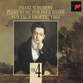 Duo Tal & Groethuysen - Franz Schubert: Piano Music for four Hands, Vol. 4