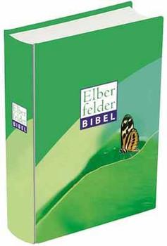 Elberfelder Bibel - Standardausgabe Motiv Schmetterling. Revision 2006 [Gebundene Ausgabe]