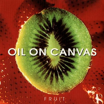 Oil on Canvas - Fruit