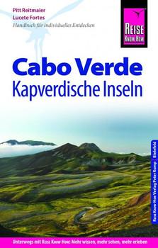 Reise Know-How Reiseführer Cabo Verde – Kapverdische Inseln - Lucete Fortes  [Taschenbuch]