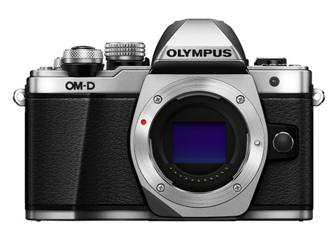 Olympus OM-D E-M10 Mark II Cuerpo silver