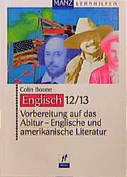 Vorbereitung auf das Abitur, Englische und amerikanische Literatur