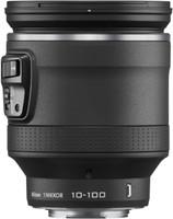 Nikon 1 NIKKOR 10-100 mm F4.5-5.6 PD-ZOOM VR 72 mm Objetivo (Montura Nikon 1) negro