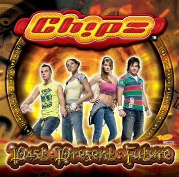 Chipz - Past, Present, Future (Ltd. Deluxe Edition)