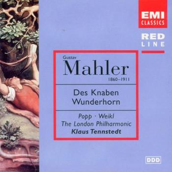 Popp - Red Line - Mahler (Orchesterlieder)