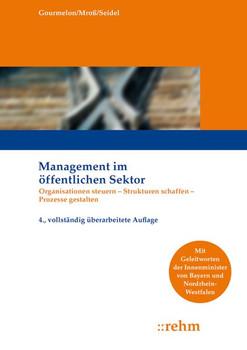 Management im öffentlichen Sektor. Organisationen steuern - Strukturen schaffen - Prozesse gestalten - Sabine Seidel  [Taschenbuch]
