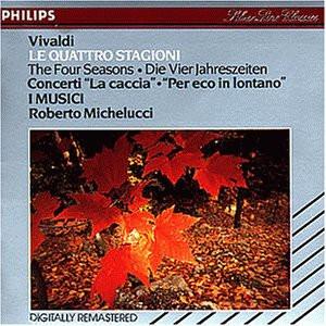 Roberto Michelucci - Die Vier Jahreszeiten