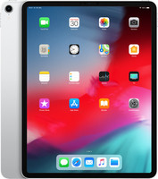 "Apple iPad Pro 12,9"" 1TB [wifi + cellular, model 2018] zilver"
