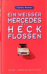 Ein weißer Mercedes mit Heckflossen - James Hawes