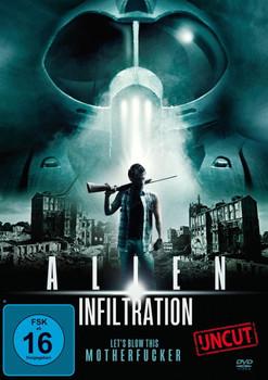 Alien Infiltration [Uncut]