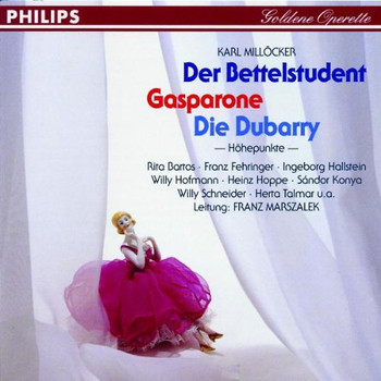 Hallstein - Der Bettelstudent/Dubarry (Az)