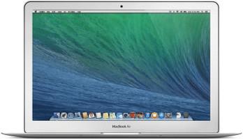 """Apple MacBook Air 11.6"""" (Brillant) 1.3 GHz Intel Core i5 4 Go RAM 128 Go PCIe SSD [Début 2014, clavier français, AZERTY"""