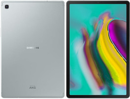 """Samsung Galaxy Tab S5e 10,5"""" 64GB [Wi-Fi + 4G] zilver"""