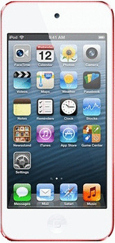 Apple iPod touch 5G 64 Go rouge [(PRODUCT) RED Special Edition]