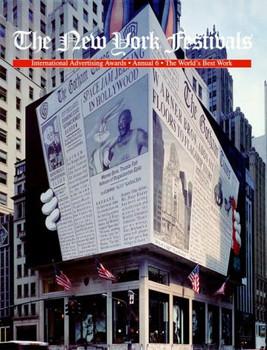 The New York Festivals 6: The World's Best Work (New York Festivals Annual of Advertising) - Hearst Books International