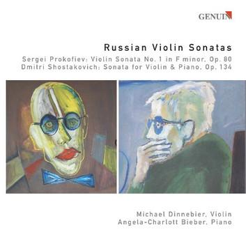 Michael Dinnebier - Violinsonaten Von Schostakowitsch und Prokofjew