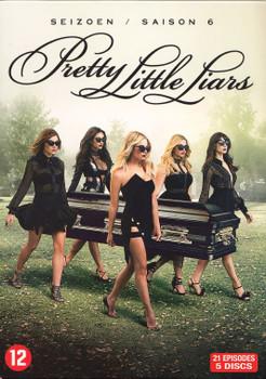 Pretty Little Liars - Seizoen / Saison 6 [5 DVDs, NL Import]