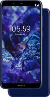 Nokia 5.1 Plus Dual SIM 32GB azul
