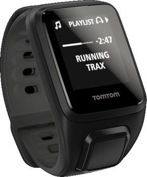 TomTom Runner 2 Cardio + Musik Small zwartantraciet